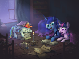 Astrosomnia by Helmie-D