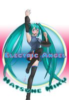 Electric Angel - Hatsune Miku by phoenixcrash