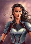 Lady Sif from Marvel's Thor (Collab) by Lodchen