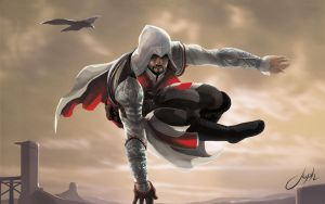 Ezio Auditore: Master assassin by JophielS
