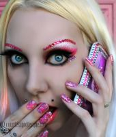 . gossip made me famous . by Countess-Grotesque