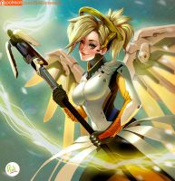 Mercy Overwatch by Didi-Esmeralda