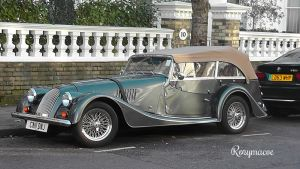 1985 Morgan Plus 8 by The-Transport-Guild