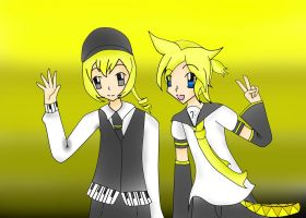 Oliver and Len by Sarania2222