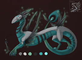 Oshenure Adoptable - Sky :Closed: by Inemiset