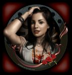 Carly Pope by Stainedx