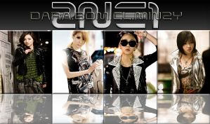 2NE1 by AHRACOOL