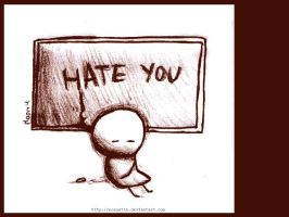 Hate you by Nonnetta