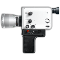 Old Super8 Camera by 1dohcouk