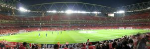 Arsenal VS Porto Emirates 2 by nawaz83