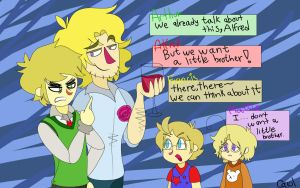 hetalia- Old FACE family comic by CarolconC