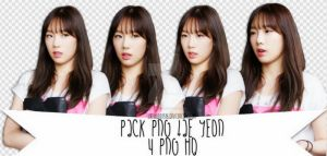 Pack PNG #62: TaeYeon by jimikwon2518