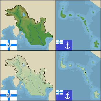 New map of my NS Nation by Lumi-Natis
