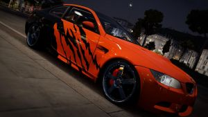 BMW M3 E92 by Aussie-BMWM3GTR-Fan2