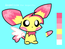 Angelica Ref Sheet by HeartinaThePony