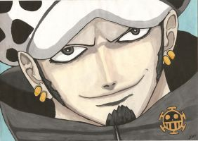 Trafalgar Law by satachi23