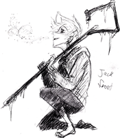 Jack Frost by spock-sickle