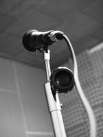 microphone by FrantisekSpurny
