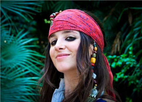 Elo Sparrow, smile by elodie50a