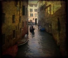 VENICE DECAY 3 by TADBEER