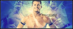 Evan Bourne Banner by Cre5po