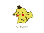 pikachu by limegreenjelly