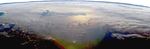 Big Earth Rainmeter Front by skmcloughlin