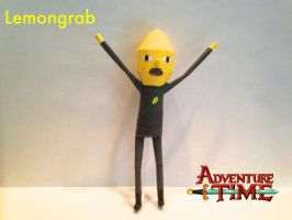Earl Of Lemongrab Papercraft by poethetortoise