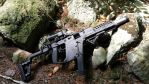 Kriss Vector Designated Marksman Rifle by Wolf999679