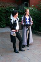 Squall and Seifer 3 by InnocentWsh