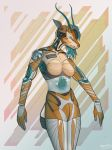 Humanoid Gazelle by Jackburned