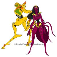 Beast Machines by RyokoPorter