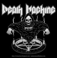 Death Machine's reaper by tremorizer