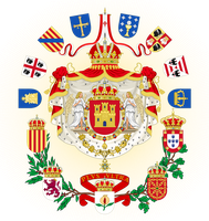 Greater Coat of Arms of the Iberian Empire by HouseOfHesse