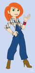 Kim Overalls by EastCoastCanuck