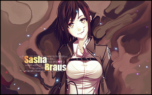 Sasha Braus by yougots3rved