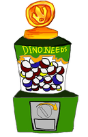DinoNeeds Vending Machine (FIXED) by Asoq
