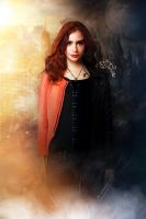 The Evolution of Clary Fray by kim-beurre-lait