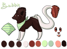 Bubbie Ref by CatsInBlack