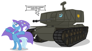 TGAP Trixie Finds the (Not so Great) Sgt. York by MrLolcats17