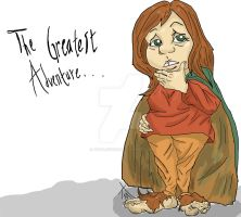 Ashley the Hobbit by Ashelectric