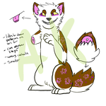 Colorful Dogger (OTA) by AgenderedKing