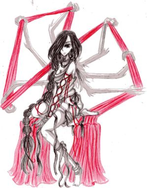 Arachne- The Cursed Weaver