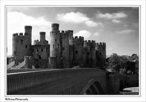 conwy casle by CharmingPhotography