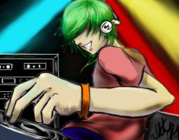 Dj by MonkeyHeartless