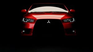 Mitsubishi Lancer EVO X - Studio For COVER by DutaAV