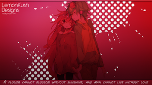 Random Love/quote Wallpaper by LemonKush
