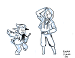 Safety Dance! by EmmaFlorian