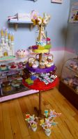 Easter stand display 1/6 by LittlestSweetShop