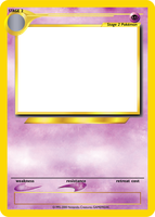 Pokemon TCG Blanks: Neo (Jumbo) - Stage 2 by Karite-Kita-Neko